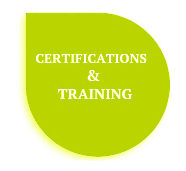 CERTIFICATIONS-TRAINING