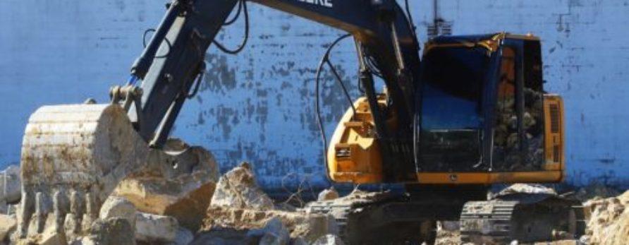 Industrial Printing Warehouse Tear Down – Woodlawn, MD
