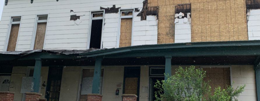 Residential Fire Damage – Baltimore, MD