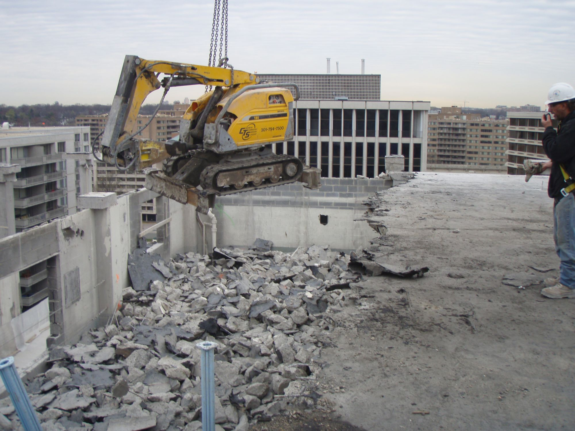 Concrete Cutting & Coring - Access Contracting Group