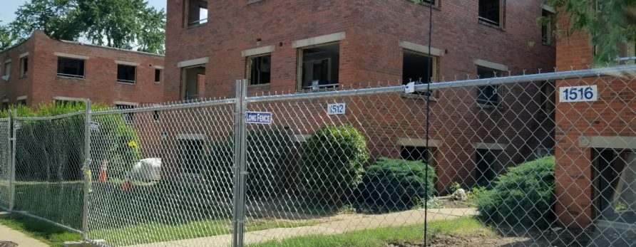 Lacy Court Apartments – Alexandria, VA