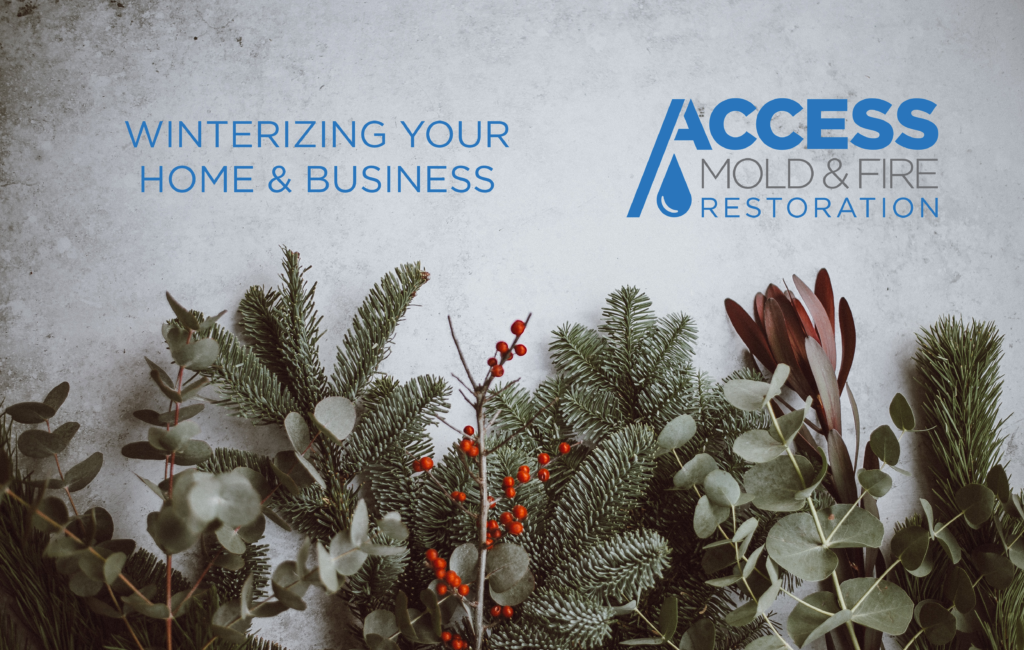 Winterizing your home & business